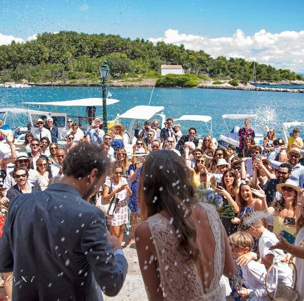 Gaios Paxos, Destination Weddings Your Event Corfu