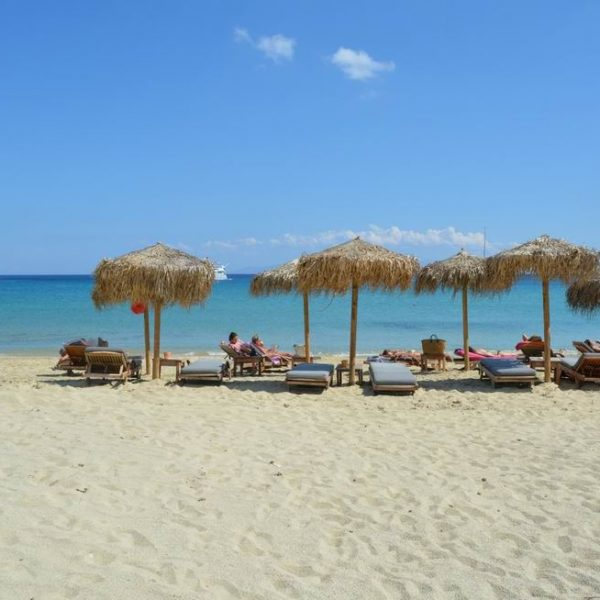 Kalo Livadi beach Mykonos, Destination Weddings Your Event Corfu