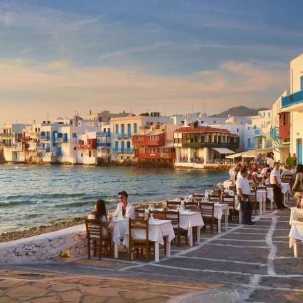 Little Venice Mykonos, Destination Weddings Your Event Corfu