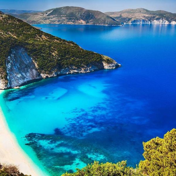 Myrtos Beach Kefalonia, Destination Weddings Your Event Corfu