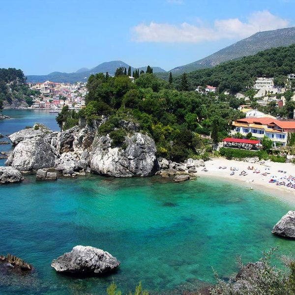 Krioneri beach Parga, Destination Weddings Your Event Corfu