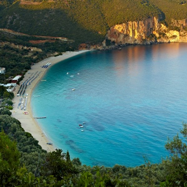 Lichnos beach Parga, Destination Weddings Your Event Corfu