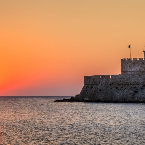 Agios Nikolaos Fortress Rhodes, Destination Weddings Your Event Corfu