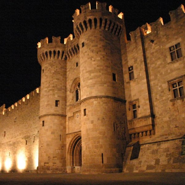 Rhodes Castle, Destination Weddings Your Event Corfu