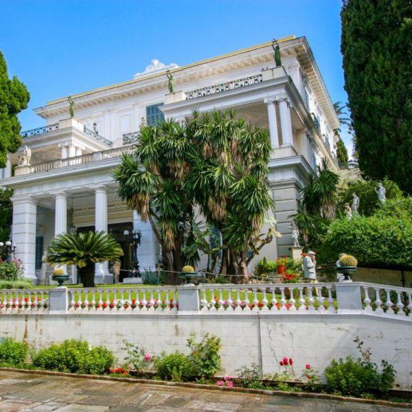 Corfu Achillion, Your Event Corfu, Destination Wedding Planner in Greece