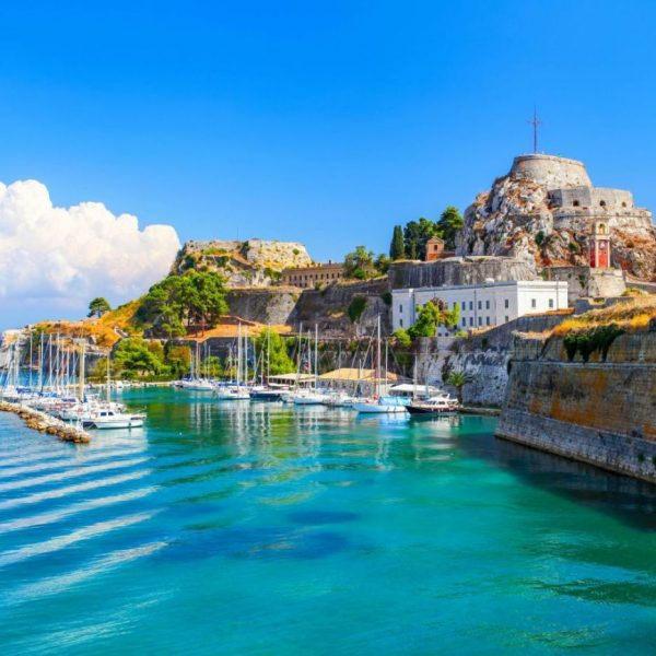 Corfu Old Fortress, Your Event Corfu, Destination Wedding Planner in Greece