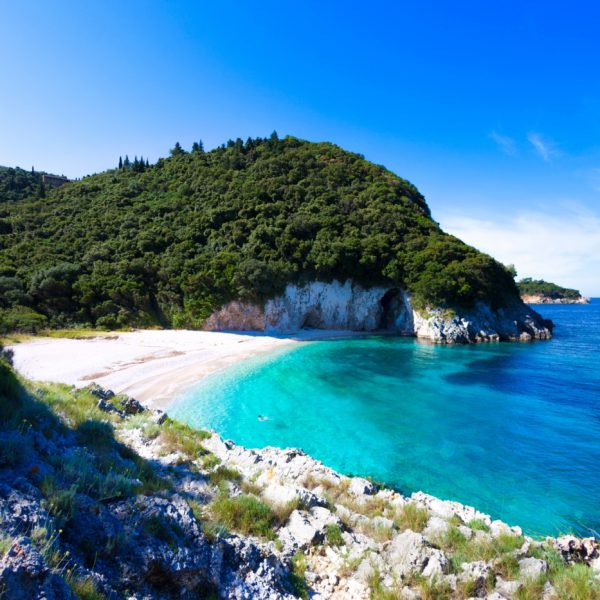 Corfu Rovinia Beach, Your Event Corfu, Destination Wedding Planner in Greece