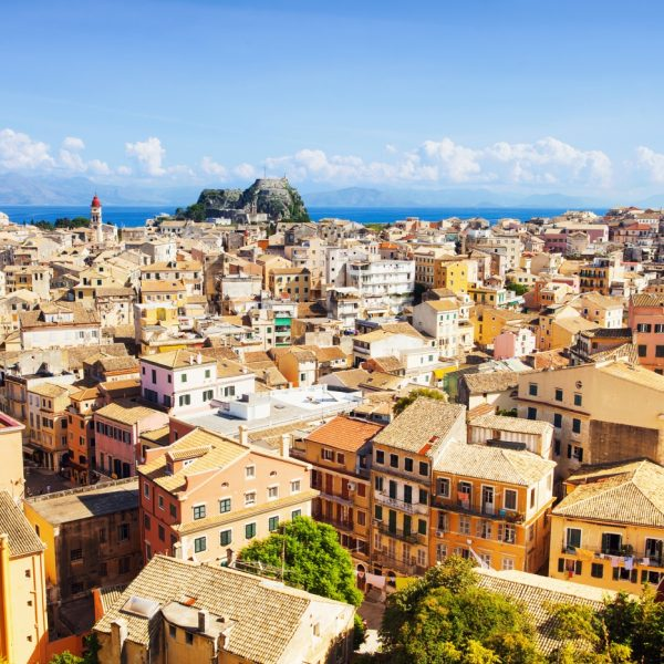 Corfu Old Town, Your Event Corfu, Destination Wedding Planner in Greece